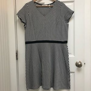 Isaac Mizrahi Live! Stretch Knit Casual Dr…